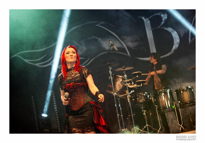 BLUTENGEL - WGT 2015, Leipzig, Germany