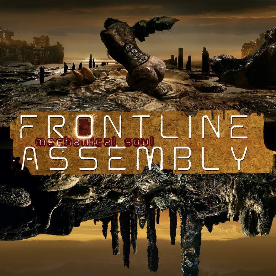 NEWS Brand new Front Line Assembly album 'Mechanical Soul' out today!