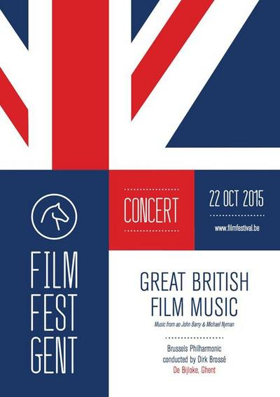 NEWS British A-list composers to attend Film Fest Gent's Great British Film Music concert