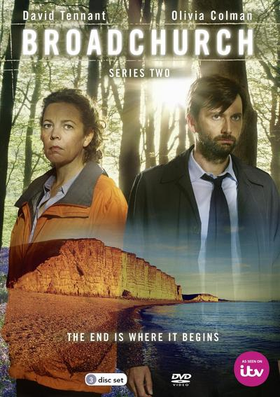 NEWS Broadchurch Series Two come to DVD & Blu-ray