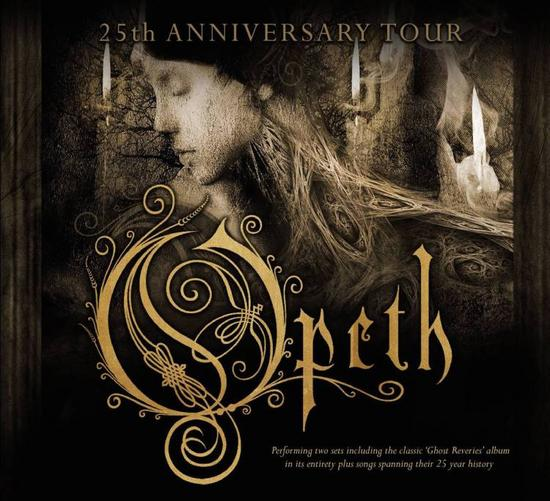 19/10/2015 : OPETH - Brussels, AB (15/10/2015)
