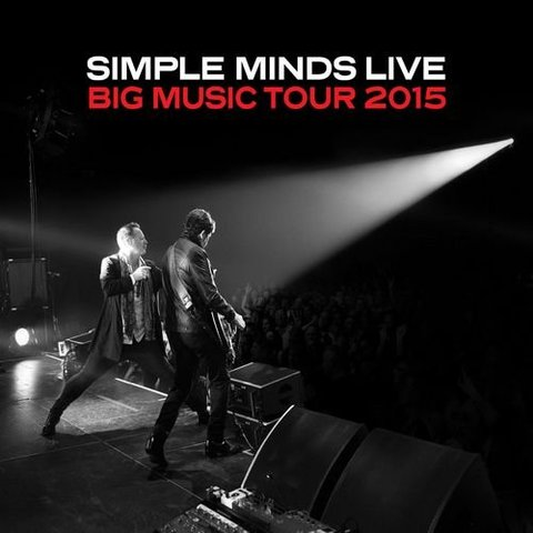 18/11/2015 : SIMPLE MINDS - Brussels, Vorst Nationaal (14/11/2015)
