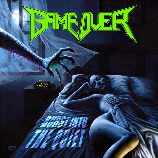 20/07/2014 : GAME OVER - Burts Into The Quiet