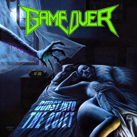 20/07/2014 : GAME OVER - Burts Into The Quiet