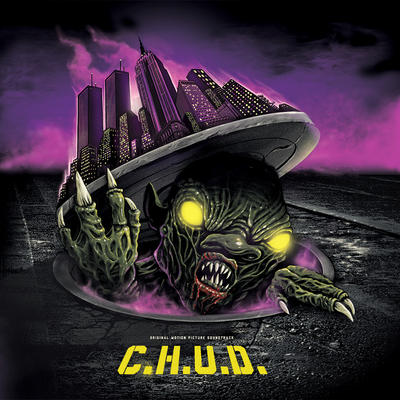 NEWS C.H.U.D. Original Motion Picture Soundtrack LP coming soon on Waxwork Records