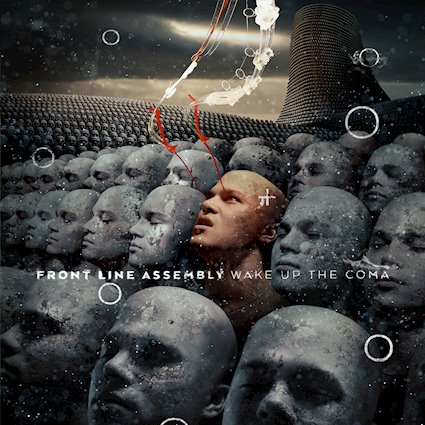 NEWS CANADIAN DUO FRONT LINE ASSEMBLY TO RELEASE NEW ALBUM 'WAKE UP THE COMA'