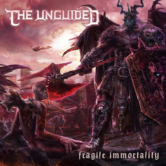 05/03/2014 : THE UNGUIDED - Fragile Immortality