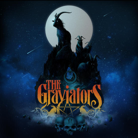 18/03/2014 : THE GRAVIATORS - Motherload