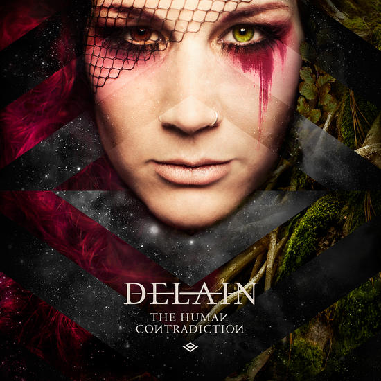 10/04/2014 : DELAIN - The Human Contradiction