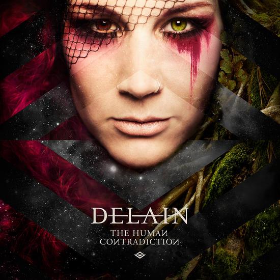 10/04/2014 : DELAIN - The Human Contradiction