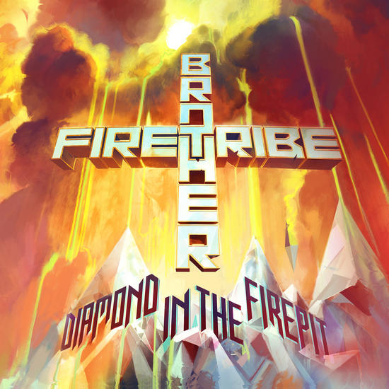 16/04/2014 : BROTHER FIRETRIBE - Diamond in the Firepit