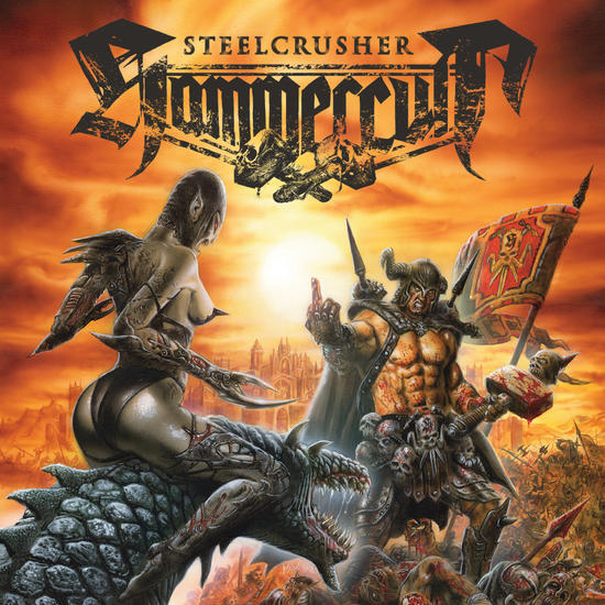 20/04/2014 : HAMMERCULT - Steelcrusher