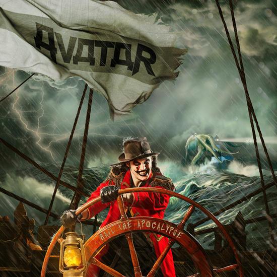 23/05/2014 : AVATAR - Hail The Apocalypse