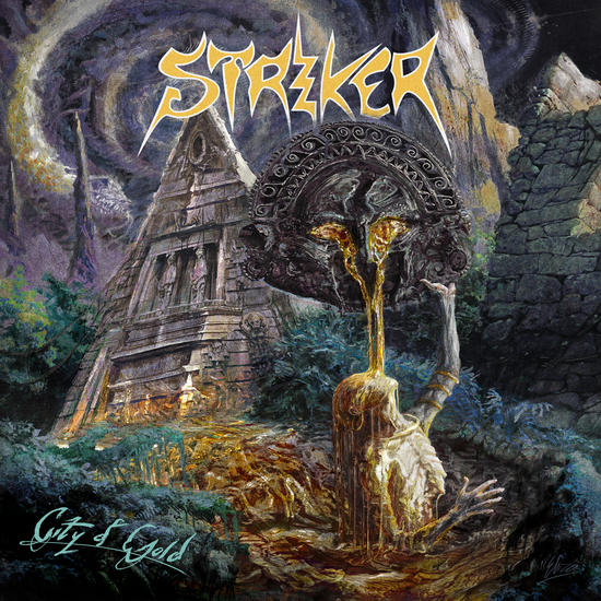 20/08/2014 : STRIKER - City of Gold