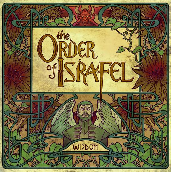 21/08/2014 : THE ORDER OF ISRAFEL - Wisdom
