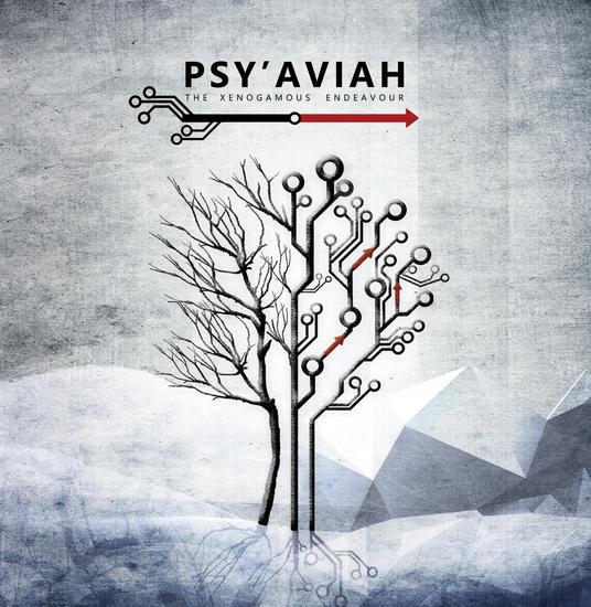 01/10/2014 : PSY'AVIAH - The Xenogamous Endeavour