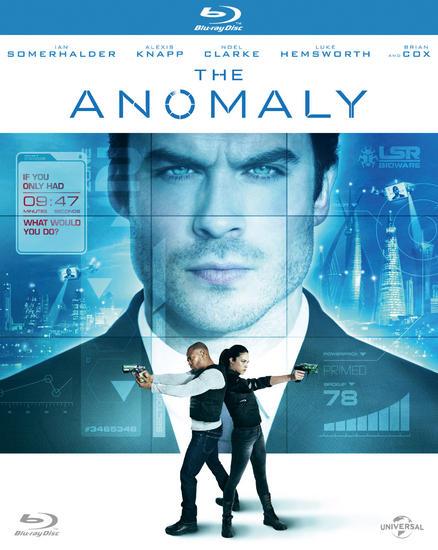 22/10/2014 : NOEL CLARKE - The Anomaly