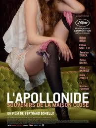 02/09/2015 : BERTRAND BONELLO - L'Apollonide (Souvenirs de la maison close)