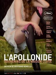 02/09/2015 : BERTRAND BONELLO - L'Apollonide (Souvenirs de la maison close)