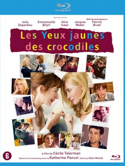 01/09/2014 : CECILE TELERMAN - Les Yeux Jaunes Des Crocodiles