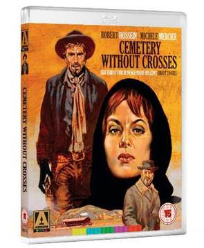 NEWS Cemetery Without Crosses - on DVD & Blu-ray 20th July