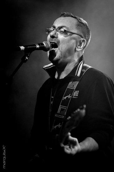 08/12/2011 : CHARLES DE GOAL - Crimson Muddle | Organic | LeFantastique.Night | T.A.G., Brussels (BE) | 3rd of December 2011