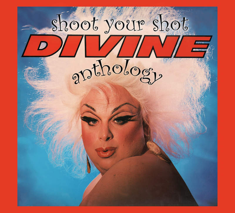 NEWS Cherry Red releases an anthology by Divine