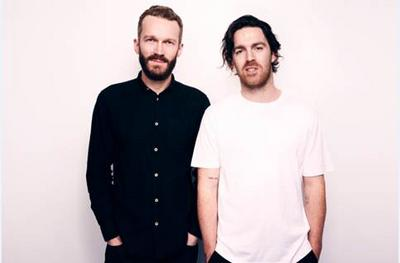 NEWS Chet Faker and Marcus Marr release EP 'Work'