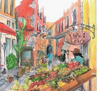 07/06/2014 : CHICKPEACE - Tide & Pride EP