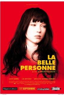 14/08/2014 : CHRISTOPHE HONORE - La Belle Personne