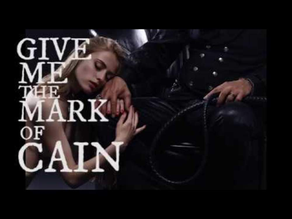 5458 Mark of Cain (official lyric video)