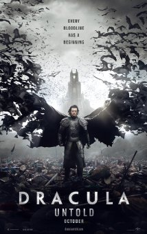 06/10/2014 : GARY SHORE - CINEMA: Dracula Untold
