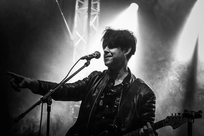 photoshoot CLAN OF XYMOX Live am See Meschede Hennesee Germany