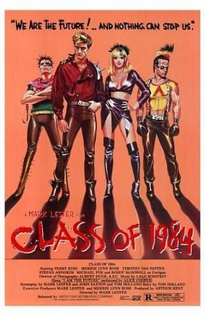 14/07/2014 : MARK L. LESTER - Class of 1984