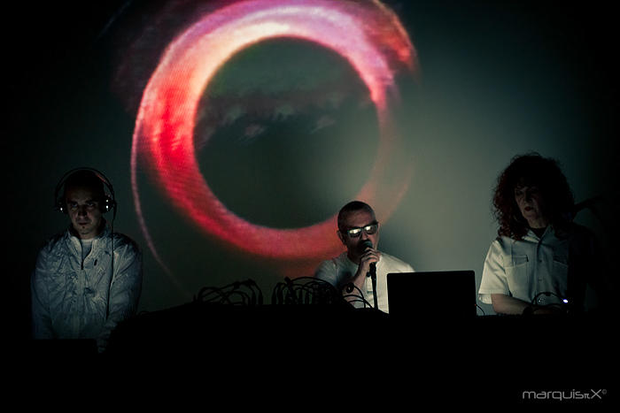 CLOCK DVA - BIMfest 2011, Trix Antwerp, Belgium