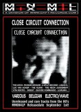 CLOSE CIRCUIT CONNECTION compilation LP on Minimal >< Maximal (MM004)