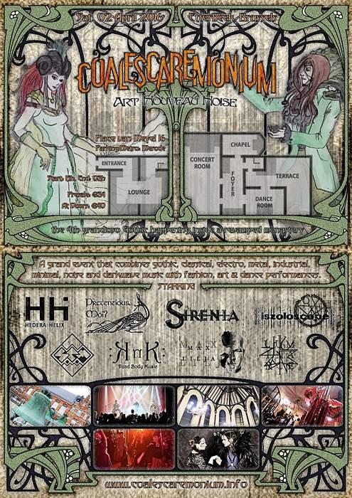 09/12/2016 :  - Coalescaremonium: a gathering of like-minded as we like it