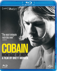 NEWS Cobain: ontage Of Heck gets a BR/DVD-release in June
