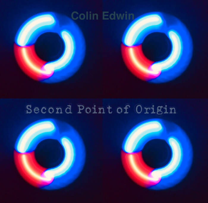 19/08/2020 : COLIN EDWIN - POINTS OF ORIGIN