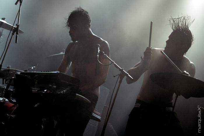 COMBICHRIST - Summer Darkness, Utrecht, The Netherlands