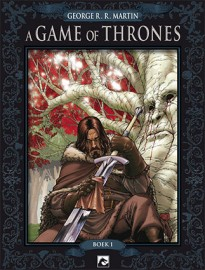 10/02/2014 : GEORGE R. R. MARTIN - Comic : A Game Of Thrones - Boek 1