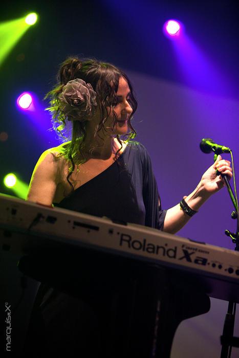 CRANES - Shadowplay Festival, Kortrijk, Belgium