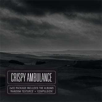 11/12/2016 : CRISPY AMBULANCE - Random Textures / Compulsion