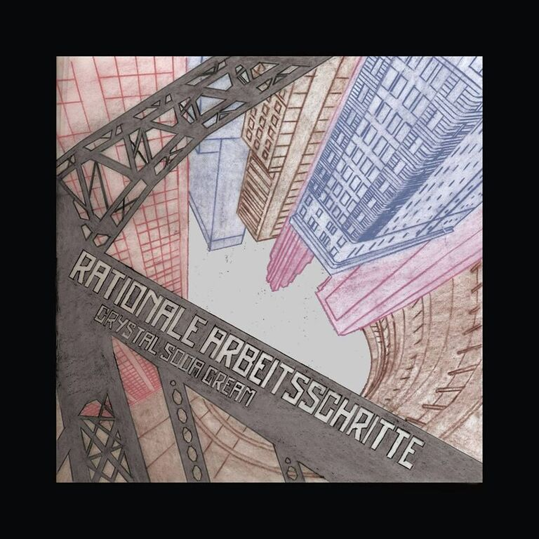 06/01/2016 : CRYSTAL SODA CREAM - Rationale Arbeitsschritte