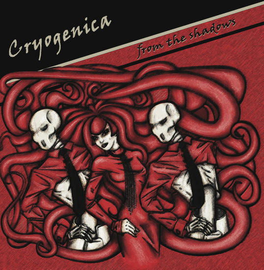 12/03/2015 : CRYOGENICA - From The Shadows