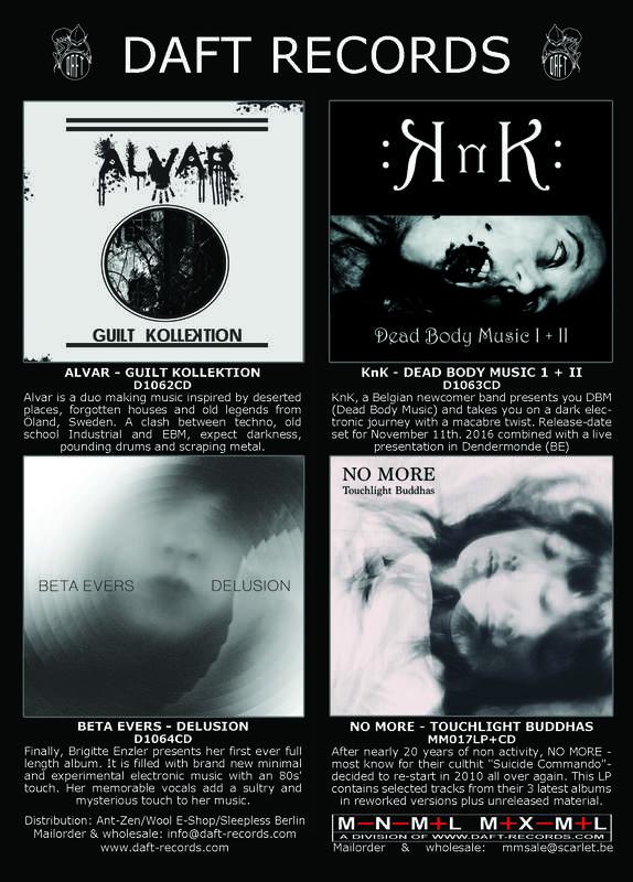 Daft Records / Minimal Maximal
