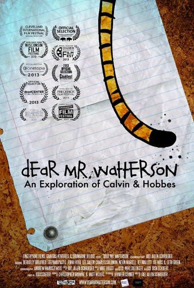 NEWS Dalton releases Dear Mr Watterson-documentary on DVD