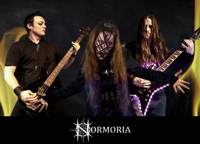 NEWS Dark Electro/Industrial Band NORMORIA Addresses Struggles And Division With New Video