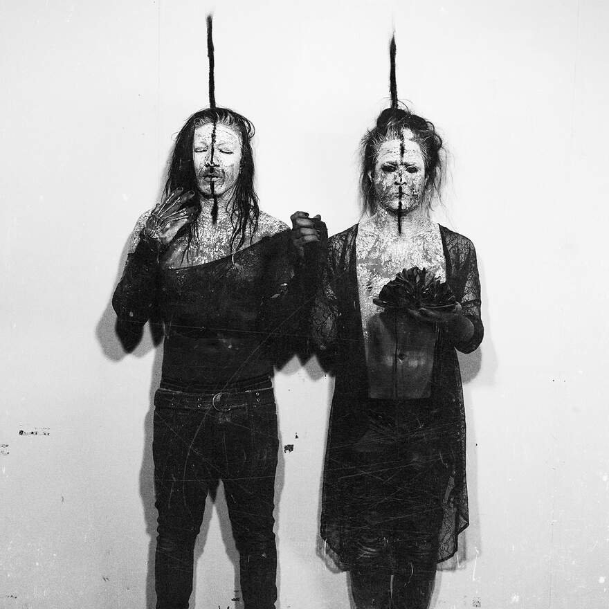 NEWS Dark Electronic Duo MAN1K1N Unleash Into The Wounds