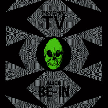 NEWS Dark Entries announces Psychic TV remix EP 'Alien Be-In'